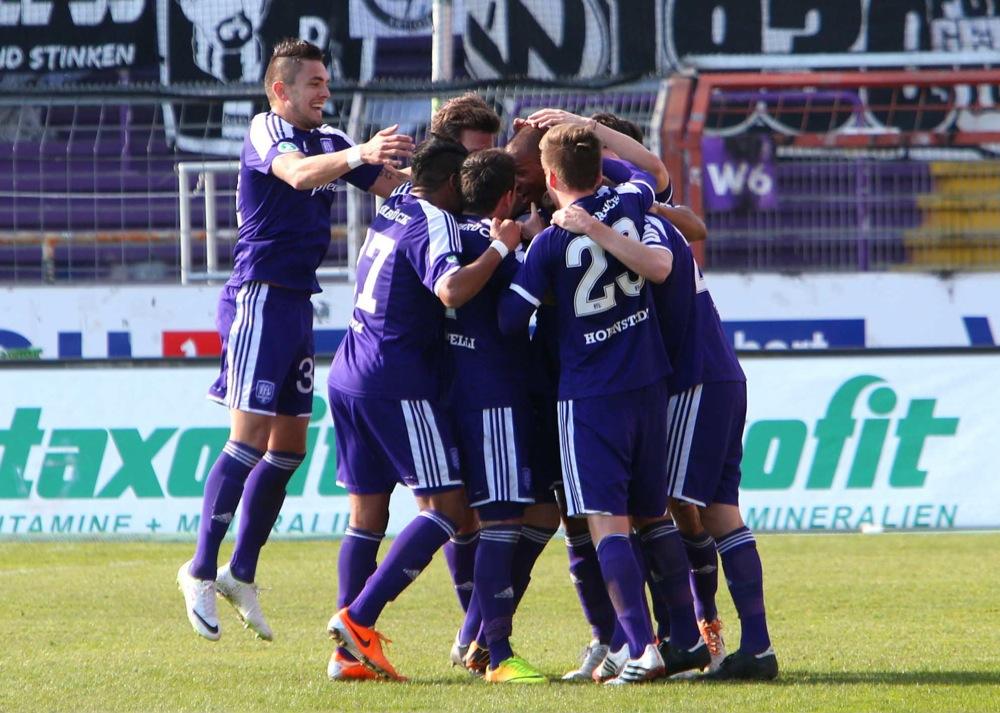 Mannschaftsfoto VfL Osnabrück