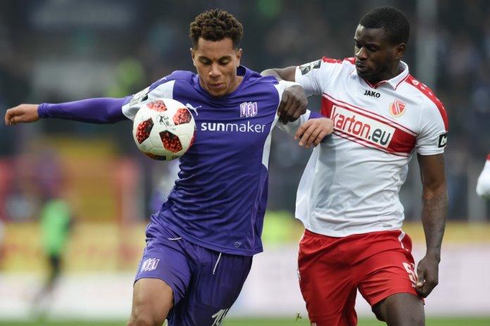 16. Spieltag 18/19: VfL Osnabrück - Energie Cottbus
