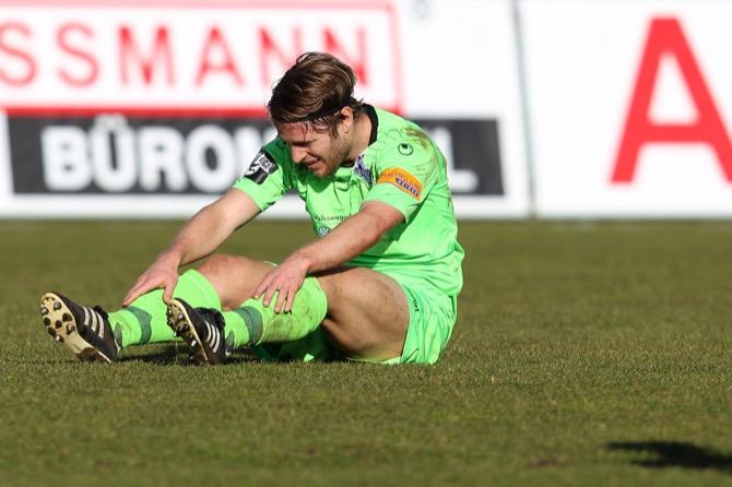 28. Spieltag; Stuttgarter Kickers - MSV Duisburg