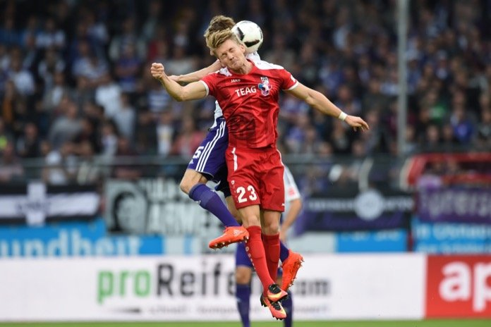 8. Spieltag; VfL Osnabrück – Rot-Weiß Erfurt