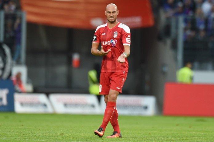 8. Spieltag 16/17: VfL Osnabrück - Rot-Weiß Erfurt