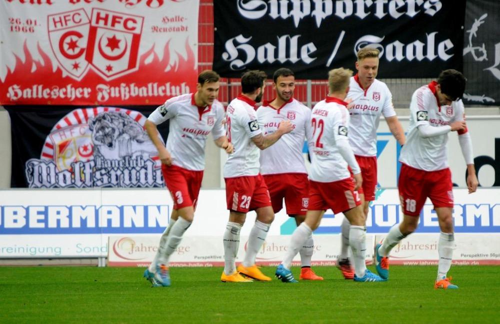 Hallescher FC: Routiniers sorgen für Spielkultur
