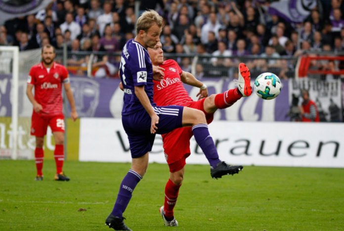 10. Spieltag 17/18: VfL Osnabrück - Würzburger Kickers