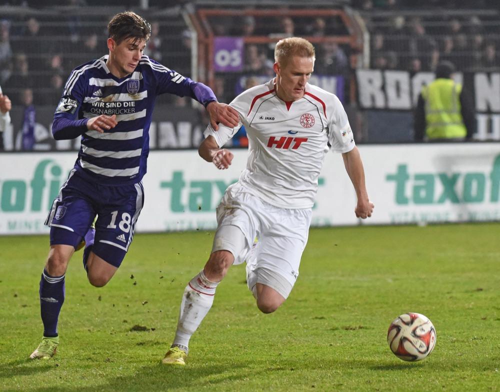 VfL verlor das letzte Spiel gegen Fortuna Köln (Huebner/van Elten)
