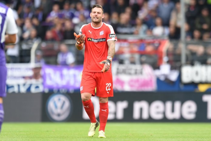 7. Spieltag 18/19: VfL Osnabrück - Karlsruher SC - Bild