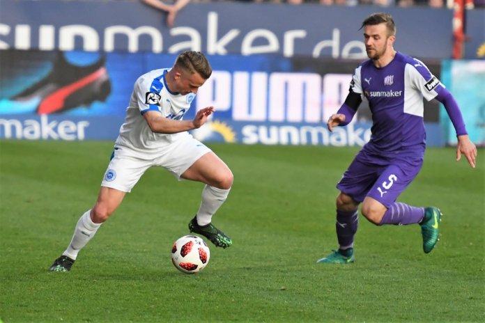 31. Spieltag 18/19: VfL Osnabrück - Sportfreunde Lotte - Bild