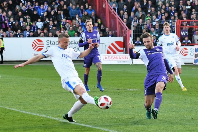 31. Spieltag 18/19: VfL Osnabrück - Sportfreunde Lotte