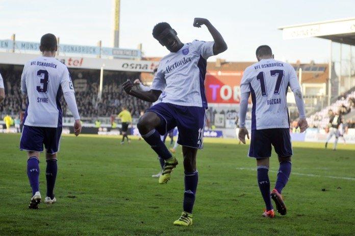 Osnabrück feiert klaren Sieg im Derby gegen Münster – Spielbericht + Bilder