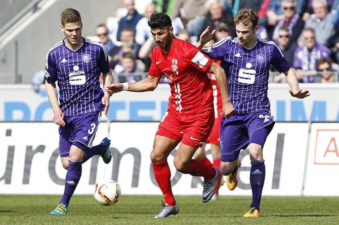 10. Spieltag; VfL Osnabrück – Würzburger Kickers