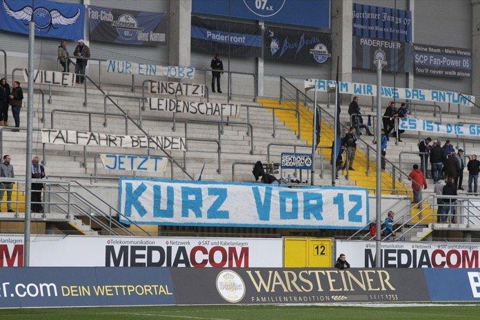14. Spieltag 16/17: SC Paderborn 07 - VfR Aalen
