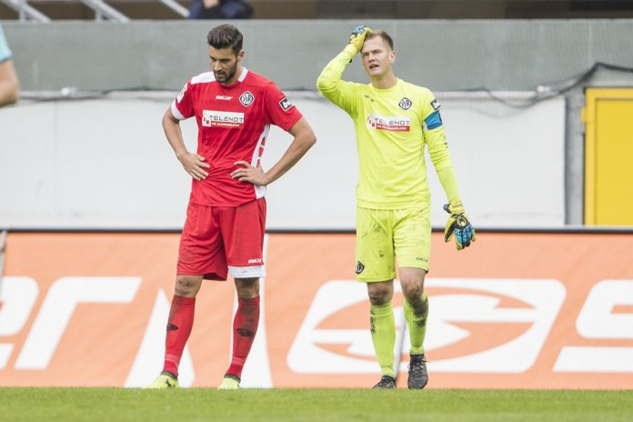 13. Spieltag 17/18: SC Paderborn 07 - VfR Aalen