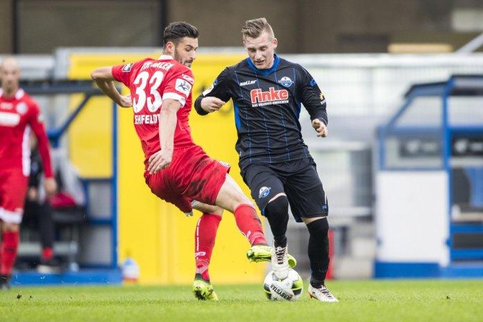 Paderborn weiter spitze; Aalen weiter im Tiefflug – Spielbericht + Bilder