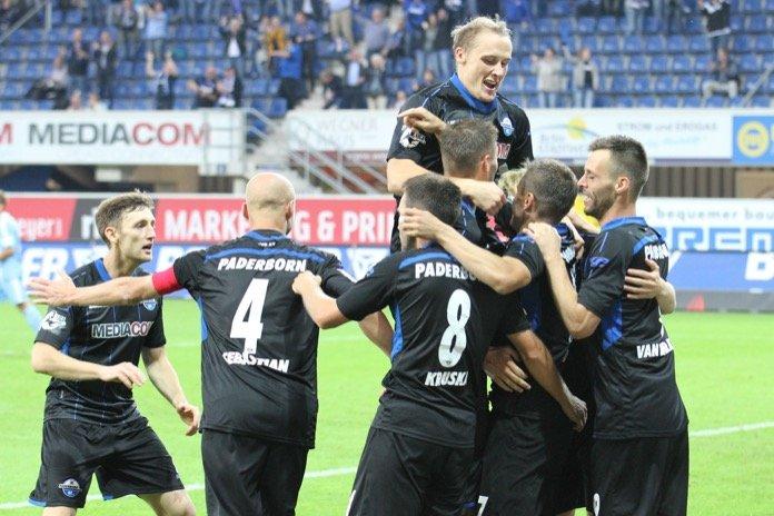 16. Spieltag; SC Paderborn – Fortuna Köln