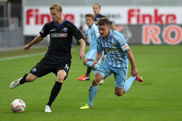 2. Spieltag; SC Paderborn – Chemnitzer FC