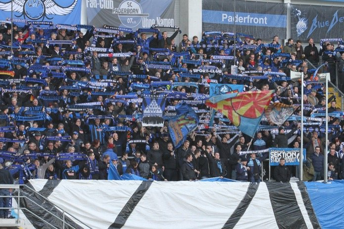 33. Spieltag; SC Paderborn – Carl Zeiss Jena