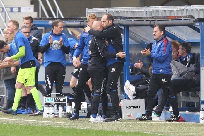 32. Spieltag; SC Paderborn – FSV Frankfurt (Stimmen zum Spiel)