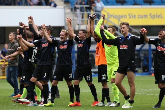 SC Paderborn 07 stellt Tor-Rekord auf