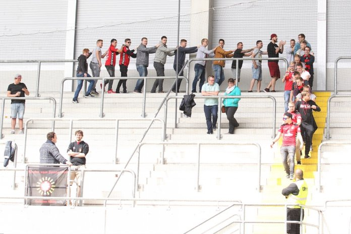 4. Spieltag 17/18: SC Paderborn 07 - Sonnenhof Großaspach