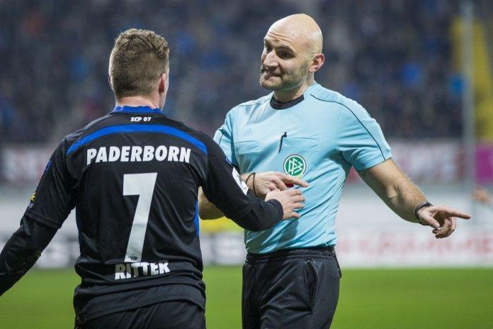 17. Spieltag 17/18: SC Paderborn 07 - Karlsruher SC