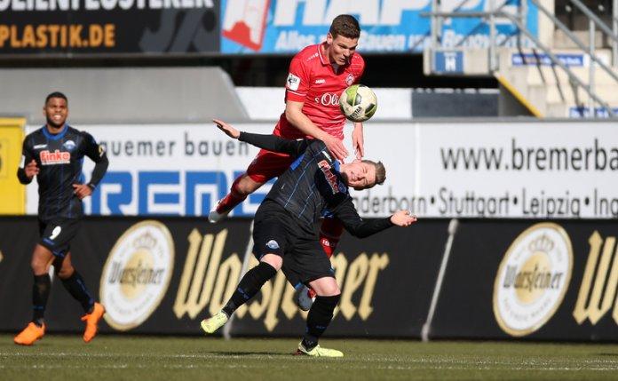 Paderborn verpasst Sprung zurück an die Spitze – Spielbericht + Bilder