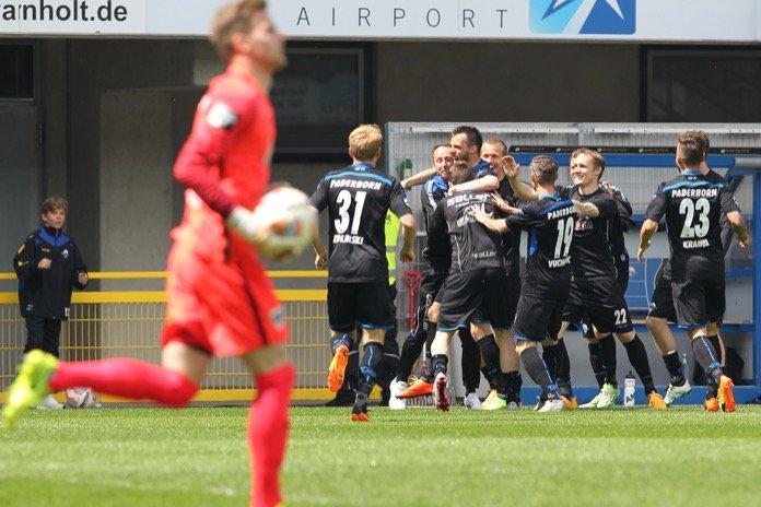 Paderborn mit wichtigen Sieg gegen Münster – Spielbericht + Bilder