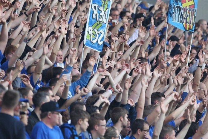 37. Spieltag 16/17: SC Paderborn 07 - Preußen Münster