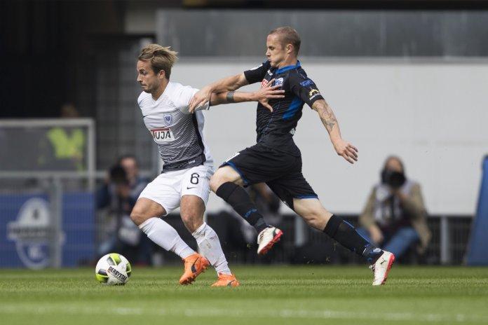 8. Spieltag 17/18: SC Paderborn 07 - Preußen Münster