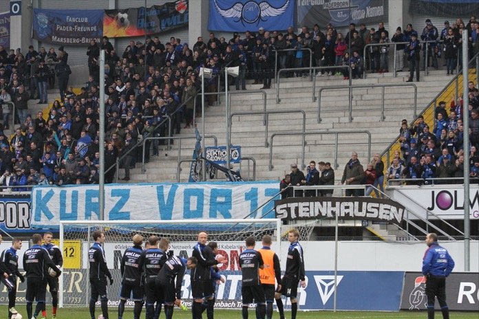 Paderborn bezwingt Osnabrück – Spielbericht + Bilder