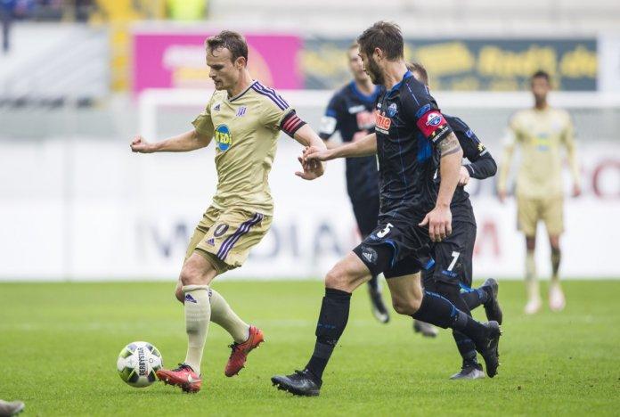 15. Spieltag 17/18: SC Paderborn 07 - VfL Osnabrück