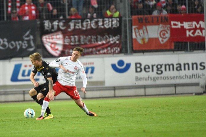 Halle verliert im Landespokal gegen den 1. FCM