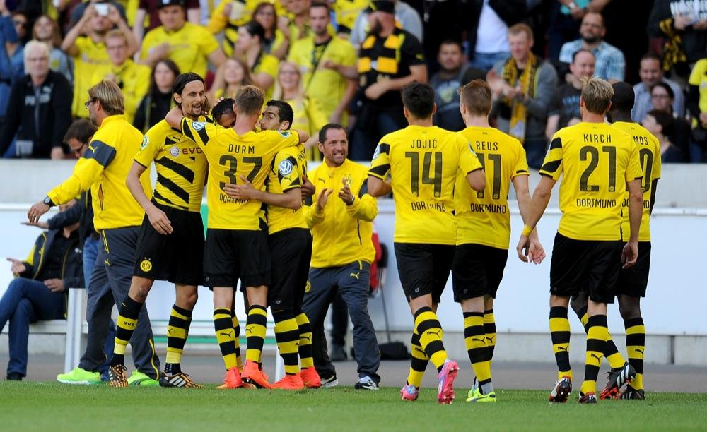 Dortmund kommt nach Dresden (FU-Sportfotografie)