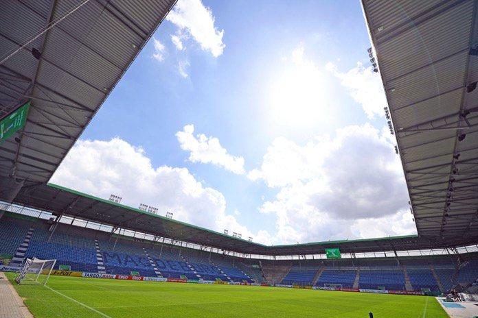 26. Spieltag; 1. FC Magdeburg – SC Preußen Münster