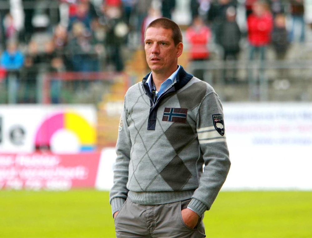28. Spieltag; SpVgg Unterhaching - Fortuna Köln