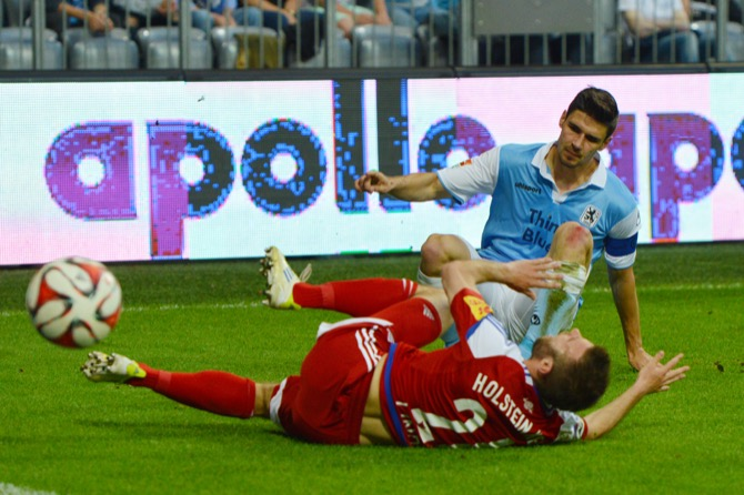 holstein relegation