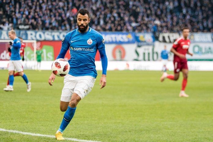 19. Spieltag 18/19: Hansa Rostock - VfR Aalen