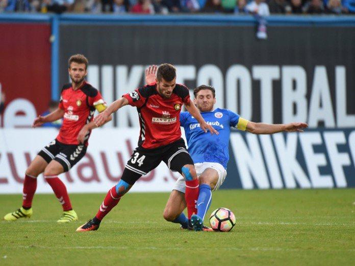 3. Spieltag 16/17: Hansa Rostock - Sonnenhof Großaspach