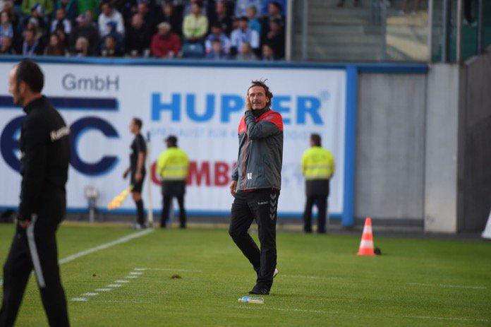4. Spieltag; SG Sonnenhof Großaspach – SC Preußen Münster (Stimmen zum Spiel)