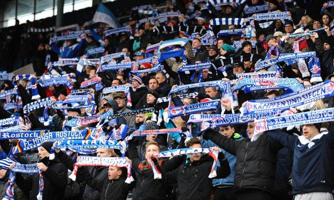 13. Spieltag; FC Hansa Rostock – 1. FSV Mainz 05 II