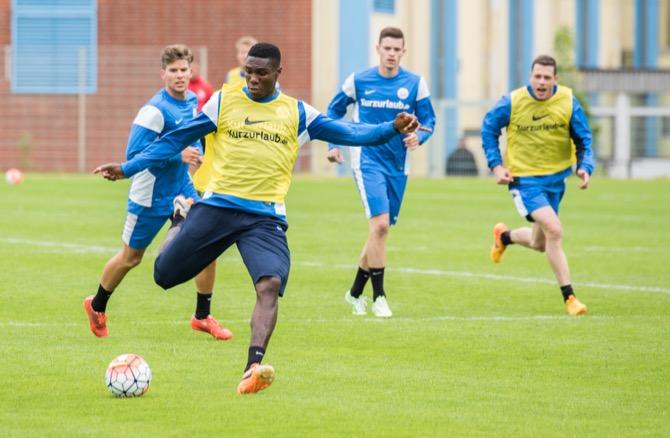 Trainingsauftakt Hansa Rostock (Michael/Greif-Fotografie)