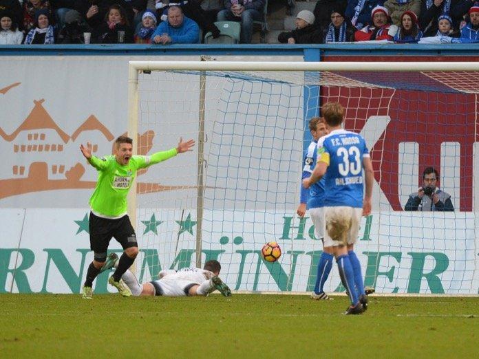 Chemnitz siegt in Rostock – Spielbericht + Bilder