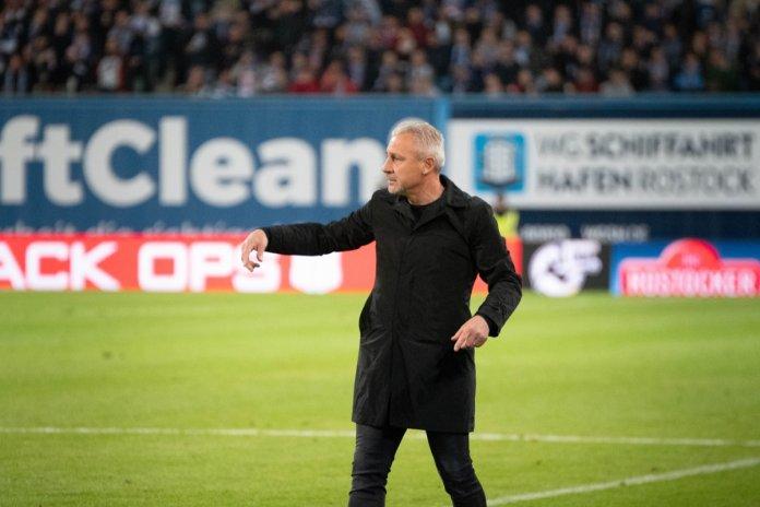11. Spieltag 18/19: Hansa Rostock - Karlsruher SC - Bild