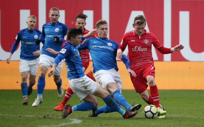 24. Spieltag; Hansa Rostock - Würzburger Kickers (Stimmen zum Spiel)