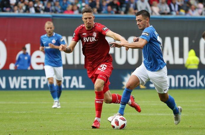 5. Spieltag 18/19: Hansa Rostock - Würzburger Kickers - Bild