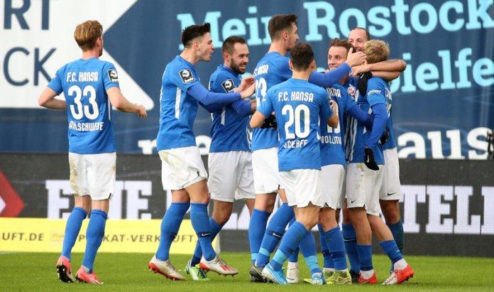 Hansa Rostock nach Ostern wieder im Training