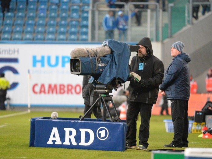 Live-Spiele am 26. Spieltag 2016/17