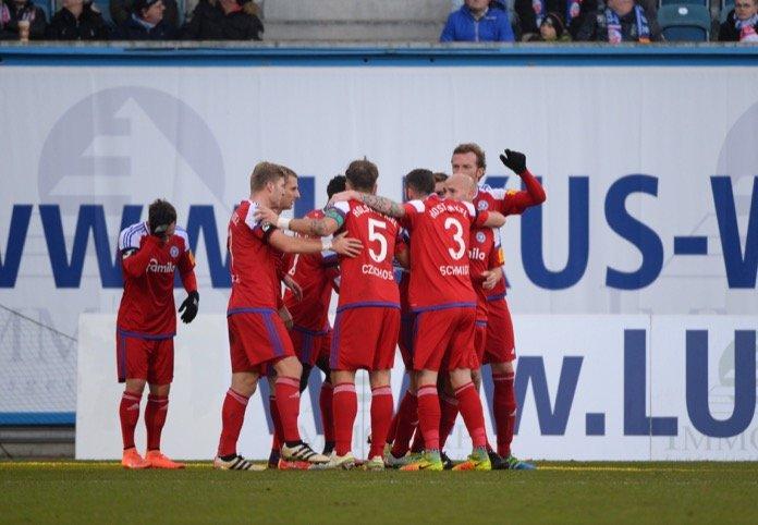 27. Spieltag; Holstein Kiel – MSV Duisburg