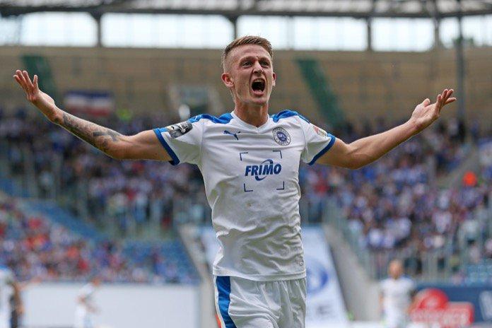 7. Spieltag 16/17: Hansa Rostock - Sportfreunde Lotte