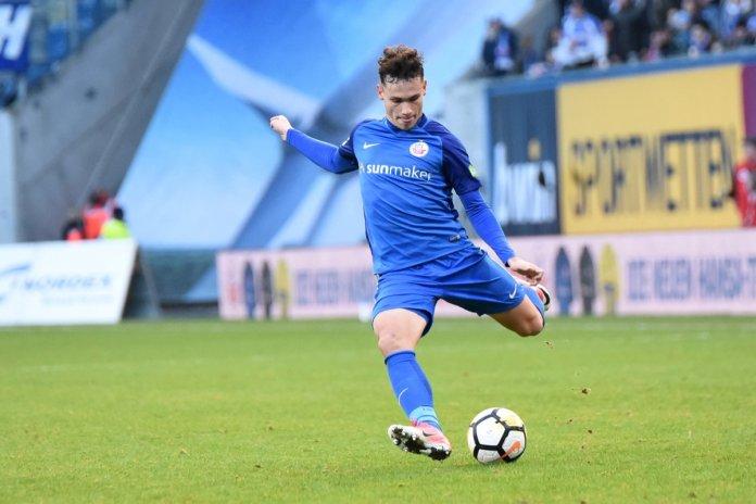 20. Spieltag 17/18: Hansa Rostock - Sportfreunde Lotte