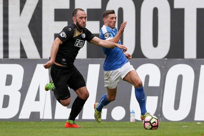 33. Spieltag 16/17: Hansa Rostock - 1. FC Magdeburg