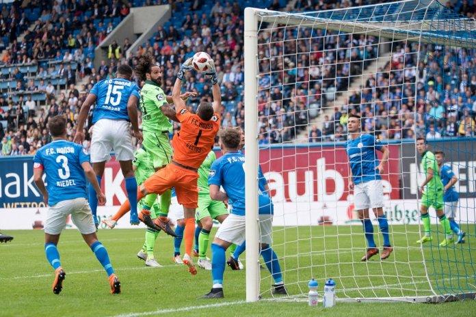 7. Spieltag 18/19: Hansa Rostock - TSV 1860 München - Bild